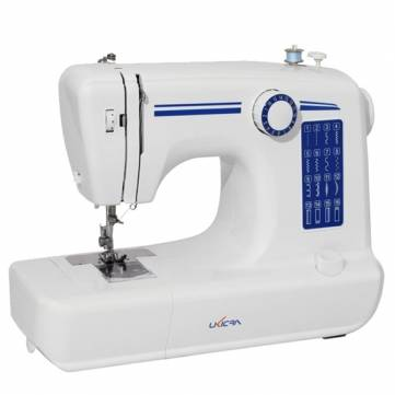 16 Stitches Multifunction Electric Sewing Machine Household Double Stitch Overlock Machine