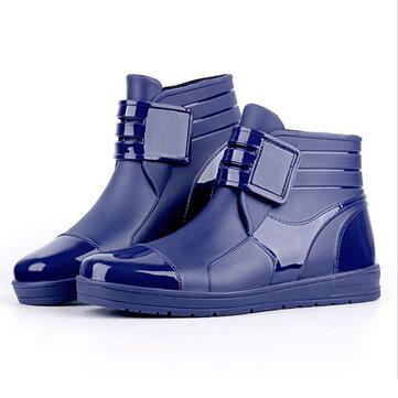 Heren Casual waterdichte snowboots Rainy Days schoenen enkellaarzen