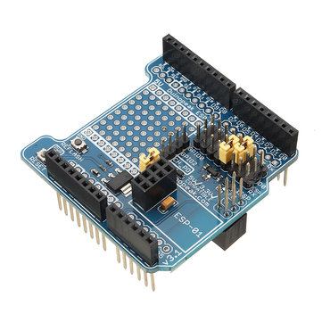 Duinopeak ESP8266 ESP-01 WiFi Expansion Board Shield Without ESP8266 Module  For Arduino