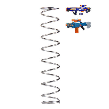 Worker 18KG Long Sniper Conversed Accessory Spring Part For Nerf - Silver