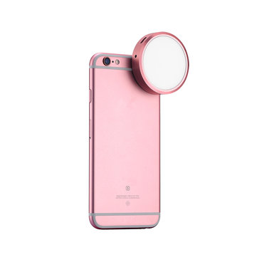 Original YONGNUO Protable Selfie Flashlight Synchronous Video Light For iPhone 6S 6S Plus 6 6Plus Samsung S7 S6 Huawei Xiaomi HTC Sony LG