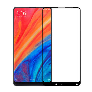 MOFI 9H Diamond Anti-Explosion Full Cover Tempered Glass Screen Protector For Xiaomi Mi MIX 2S