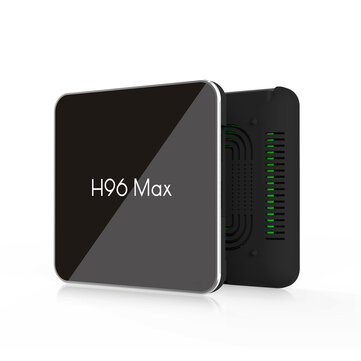 Par 38% OFF H96 Max X2 S905X2 4GB DDR4 32GB RAM ROM Android 8.1 5G USB3.0 WiFi TV BOX
