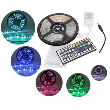 5m rgb 3528 led strip lights waterproof 12v 300led strip us799 5m rgb 3528 led strip lights waterproof 12v 300led strip aloadofball