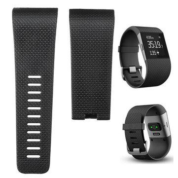Grande braccialetto per cinturino in TPU Banda per l'inseguitore di attività di Surbit di Fitbit