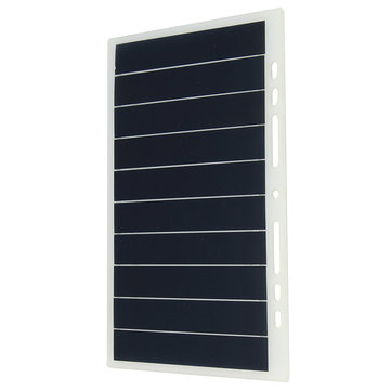 5W Solar Panel Portable Solar Charger Notebook For Mobile Phones