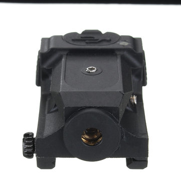 20mm Picatinny Rail Mount Hang Type Rechargeable Green Laser Beam Dot Sight Scope Laser Sight