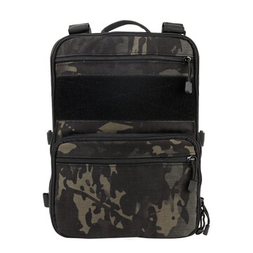 WoSporT Variable Capacity Tactacial Motorcycle Outdoor Backpack 1000D Hunting