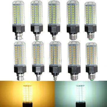 E27 E14 B22 E26 E12 10W SMD5730 Dimmable LED Corn Light Lamp Bulb AC110-265V