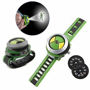 Kids Projector Watch Toys Christmas Gifts For Ben 10