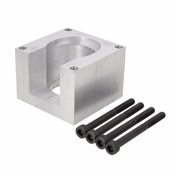 Machifit Nema 23 Stepper Motor Aluminum Mount Clamp Bracket For CNC Engraving Machine