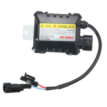 12V 55W or 35W Slim Car Xenon HID Ballast Waterproof For H1 H3 H3C H4-1 H4-2 H7 H8 9005 9006