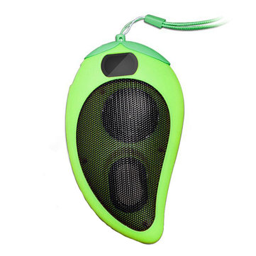 Outdoor Bluetooth Wireless Loudspeaker Mini Voice Box Subwoofer Plug-In TF Card HIFI Radio