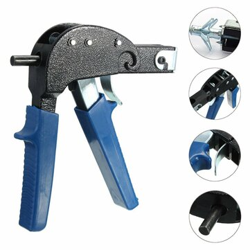 Heavy Duty Metal Setting Tool Hollow Cavity Wall Anchor Hole Plate Board Fixing