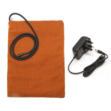 12V Pet Heat Pad Sotical Veamor Electric Heating Pad for Cats and Dogs Waterproof Warming Mat