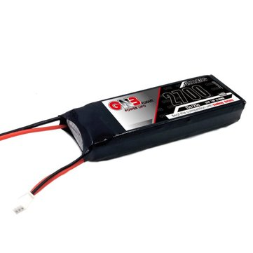 Gaoneng GNB 2700mAh 80C 2S 7.4V / 3S 11.1V LiPo Battery With XT60 Plug For RC Models