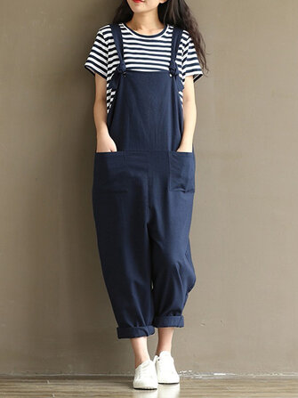 Women Jumpsuit Trousers