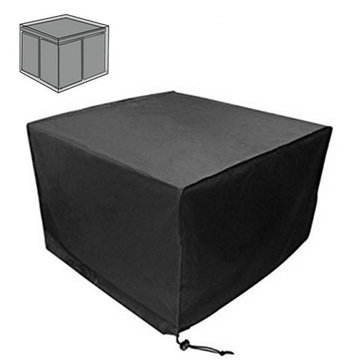 IPRee® 160x160x84cm Outdoor Garden Patio Waterproof Cube Table Furniture Cover Shelter Protection