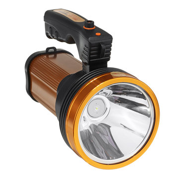30W Super Bright LED Search Light Spotlight USB Flashlight Torch Lamp Lantern Outdoor Camping