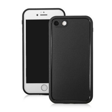 Custodia ibrida antiurto antiurto antipolvere a 360 ° per iPhone 8