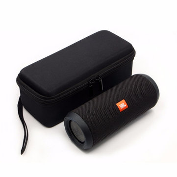 LEORY EVA Portable Protective Carrying Zipper Hard Storage Case Bag For JBL Flip 3 Bluetooth Speaker