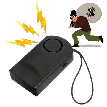 Portable Door Sensor Alarm Door Handle Alarm Touch Alarm 120dB Anti-theft Door Security Siren