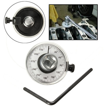 1/2 inch Drive Angle Torque Wrench Measure Car Gauge Tool Set Adjustable