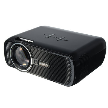 7000 Lumens 1080P HD Multimedia Portable Projector 3D LED Home Theater Cinema