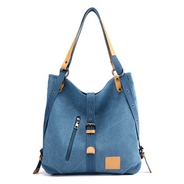 Multifunction Canvas Handbags for Women