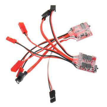 20/30A Mini Brush ESC Brake 1/16 1/18 for Climbing RC Car Ship