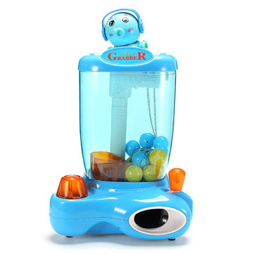 NINIYA Mini Candy Grabber Claw Machine Egg Grabber With Music Novelties Toys
