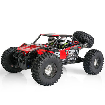 Sports Drift GS1002 1/12 2.4G 4WD 50KM/H Fast Speed Rock Crawlers Off-Road Climbing RC Car