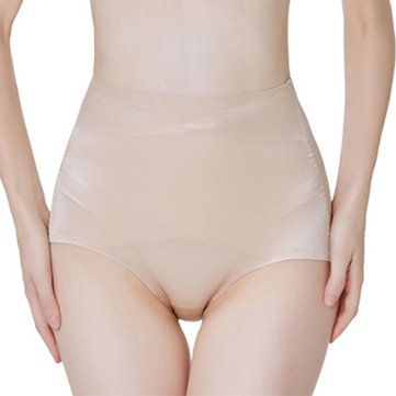 High Waist Belly Slimming Seamless Breathable Shapewear