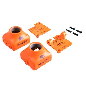 RunCam Swift 2 Case Orange / zwart Camera Cover Shell
