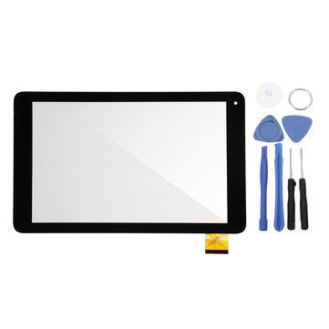 Touch Screen Digitizer (No LCD) Glass For Alba 10 Inch Tablet AC101CPLV3