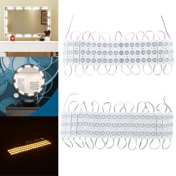 20PCS DC12V 8W SMD5730 Makeup Mirror Vanity LED Module Strip Light for Home Decoration
