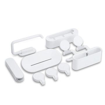 Uchwyty łazienkowe zestaw XIAOMI Happy Life za $34.59 / ~132zł