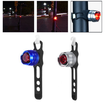 BIKIGHT Safety Warning Signal Light For Xiaomi Mijia M365 Scooter Electric Bicycle Front LED Lamp Flashlight
