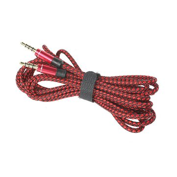 FuriousFPV Dock-King Audio Video Cable 3.5mm Male to Male 3m Length For Dock-King & Fatshark Goggle