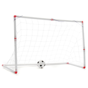 Football Soccer Goal Ball Training Set Kids Children Indoor Outdoor For Training Junior