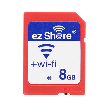 EZ Share 3rd Generation C10 8GB WIFI Memory Card