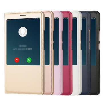 Bakeey Smart Window PU leather Flip Protective Case For Xiaomi Mi MIX 2S
