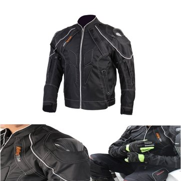 Motorcycle Reflective Jerseys Winter Men Jackets Bike Racing Clothes Waterproof For PRO-BIKE