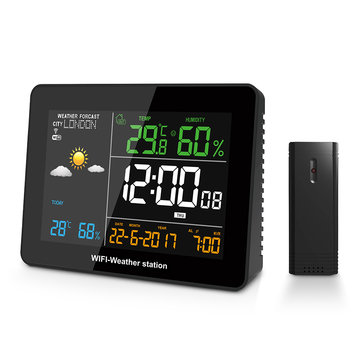 20% OFF For DIGOX DG-TH8788 WIFI Weather Station