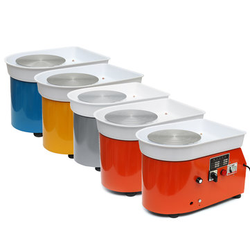 250W/350W Pottery Wheel Pottery Forming Machine Electric Pottery Wheel DIY Clay Tool Ceramic Machine