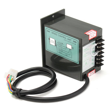 AC 220V Electronic Tool Motor Speed Controller 250W Variable Frequency Converter