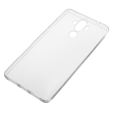 Ultra-thin Soft Anti-dust Phone Protector TPU Clear Phone Case Cover For Huawei Mate 9