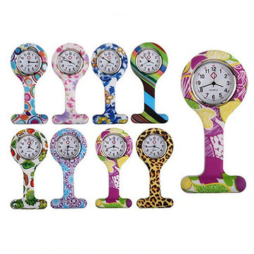 Fashionable Silicone Nurse Watch