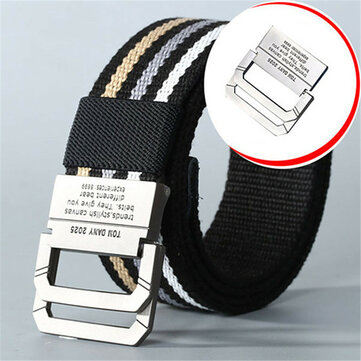 Men Waist Strap Outdoor Slider Buckle Belts