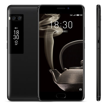 MEIZU PRO 7 Plus Global Version 5.7 дюймовый 6GB RAM 128GB ПЗУ Helio X30 Дека-жильный 4G Смартфон